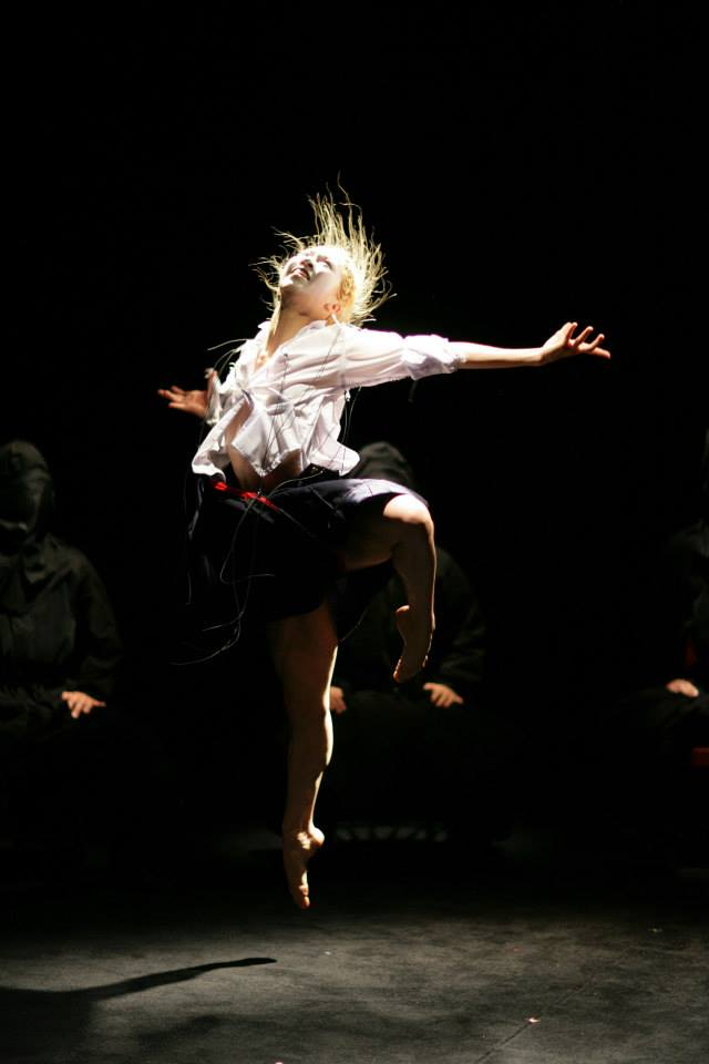 danza en madrid noism company