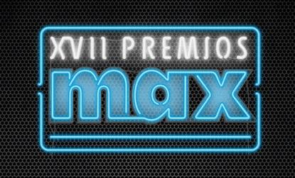 gala entrega premios max 2014