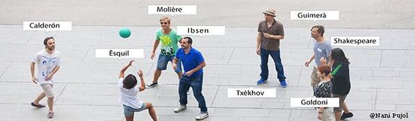 teatreros futboleros